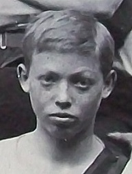 Photograph of Thomas Smith Impey in Bootham School Gym Team, 1894