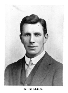 Photograph of George Gillies.