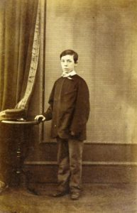 Photograph of James Edmund Clark.