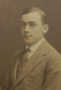 Photograph of Victor Morton Cansfield.