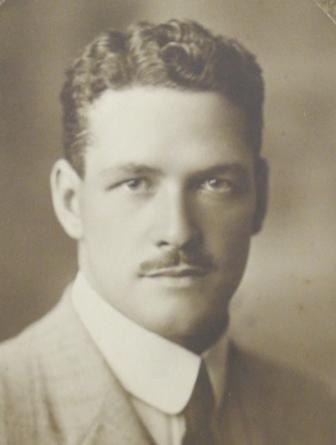 Photograph of Charles Albert Wood.
