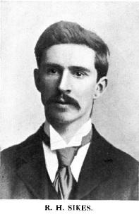 Photograph of Richard Herbert Sikes.