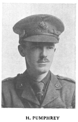 Photograph of Hubert Pumphrey