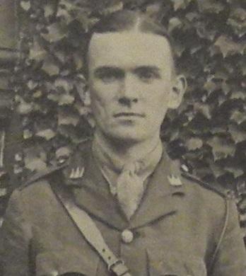 Photograph of Stephen Walker